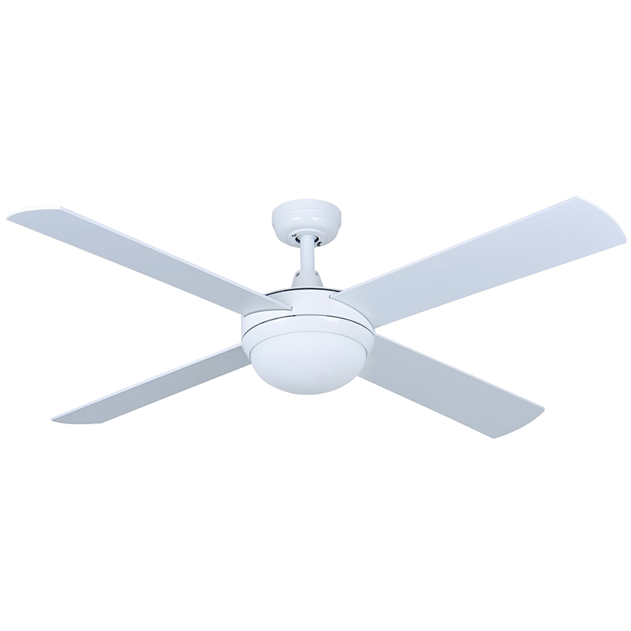 Astra Ceiling Fan : Stratus ceiling fan with light focus electrical